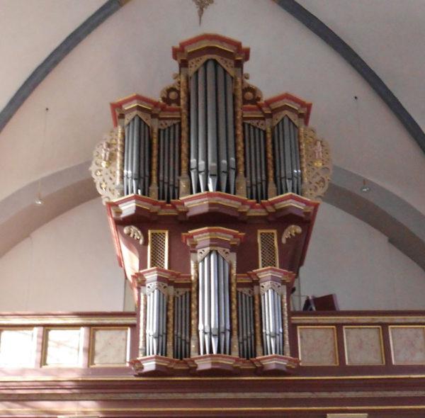 Beverungen kath Stadtpfarrkirche Projekte Orgelbau Sauer und Heinemann