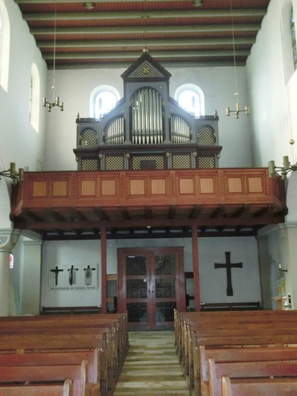 Hannover Doeren Kath Pfarrkirche Projekte Orgelbau Sauer und Heinemann