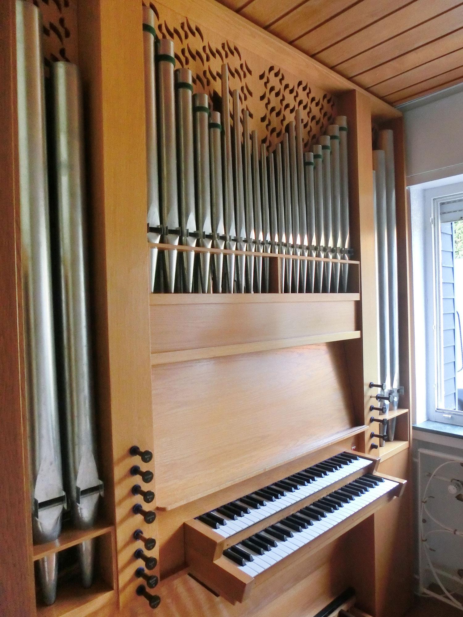Hausorgel Angebote Orgelbau Sauer und Heinemann Gebrauchtorgeln