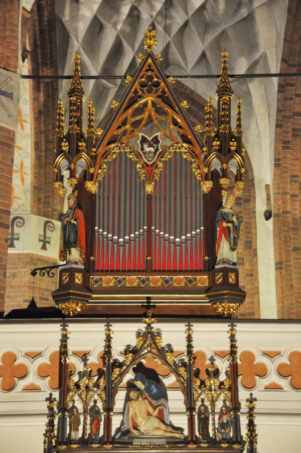 Olztyn (Allenstein) Polen/Masuren: Dom – Basilika St. Jakobi