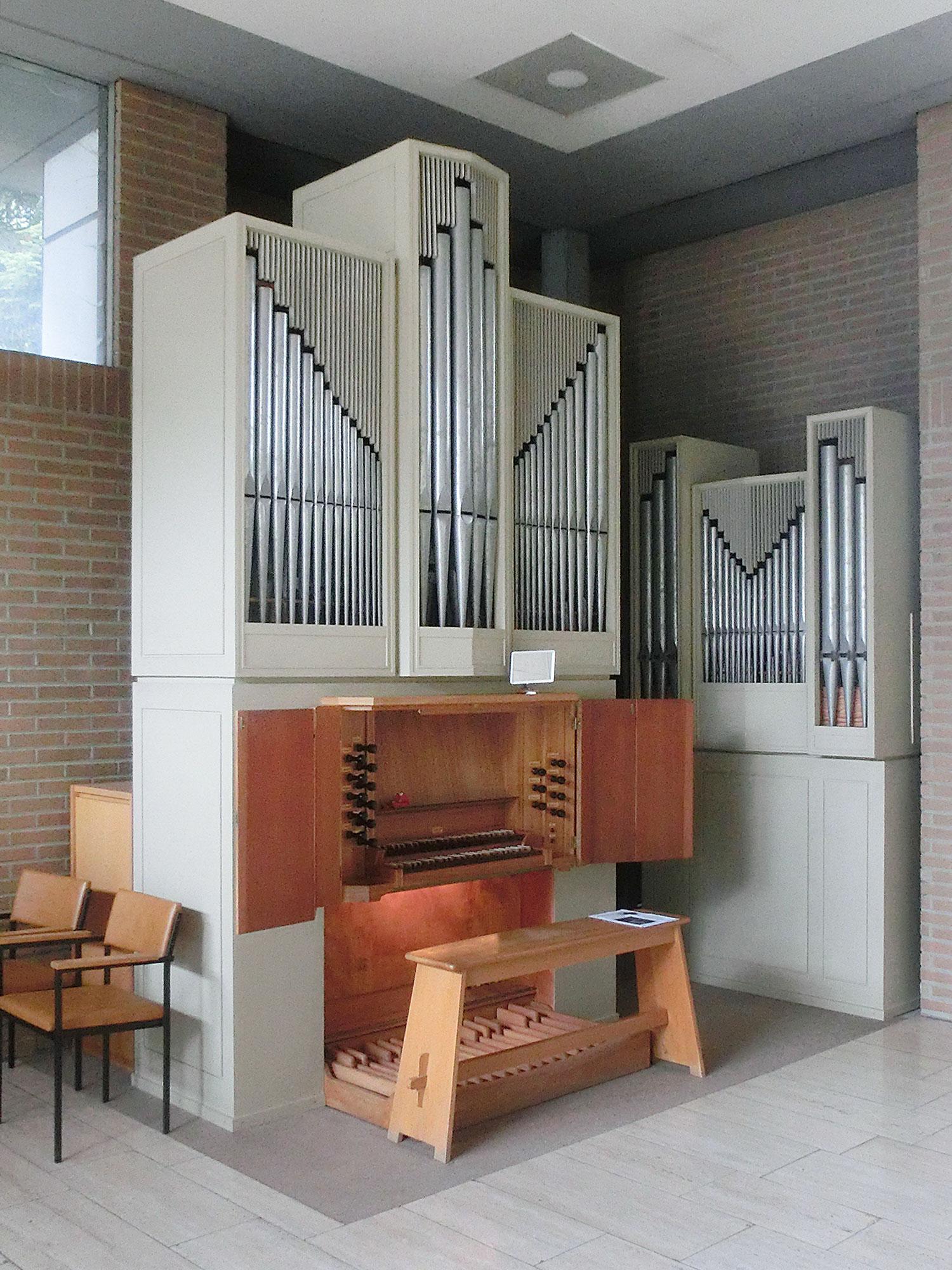 Ott-Orgel Angebote Orgelbau Sauer und Heinemann Gebrauchtorgeln