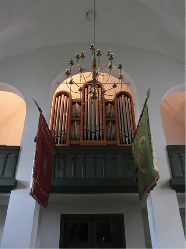 Stahlhofen: St. Wendelin II/21
