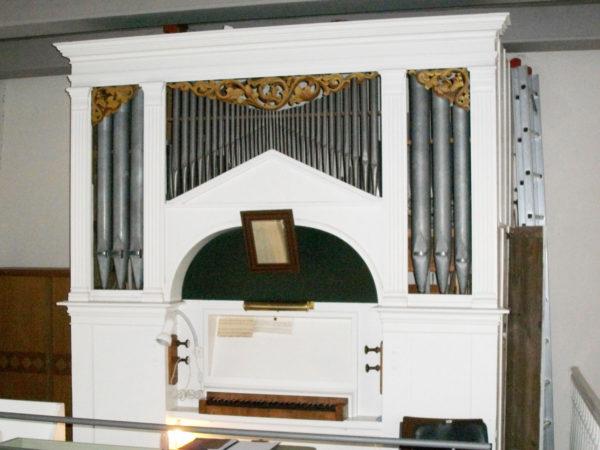 Trögen: Ev.-luth. St. Laurentius-Kirche