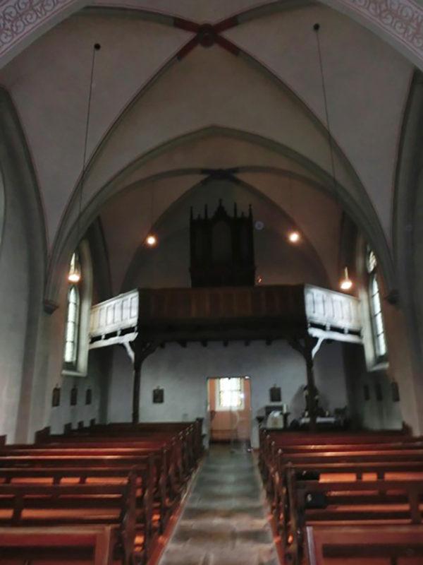 Völlinghausen: St. Stephanus und Katharina I/7